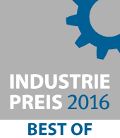 Best of beim Industriepreis 2016